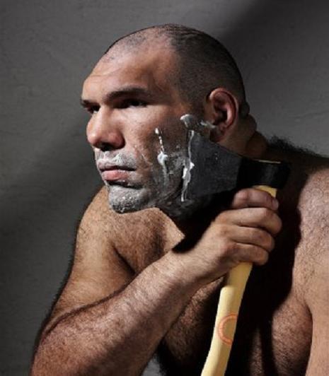 Barbeando