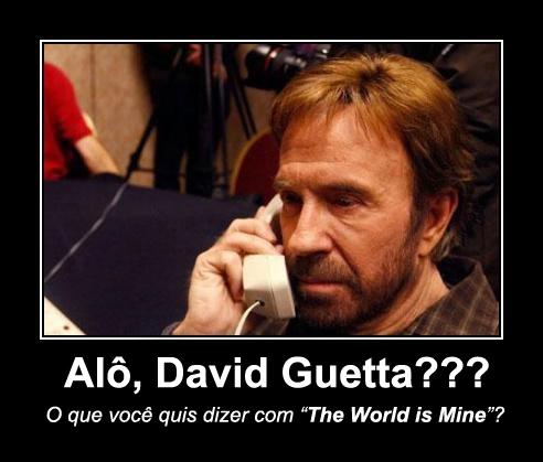 Alô, David Guetta?