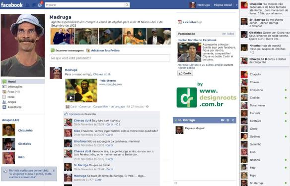 Facebook Seu Madruga