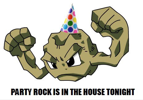 Pokemon Rock
