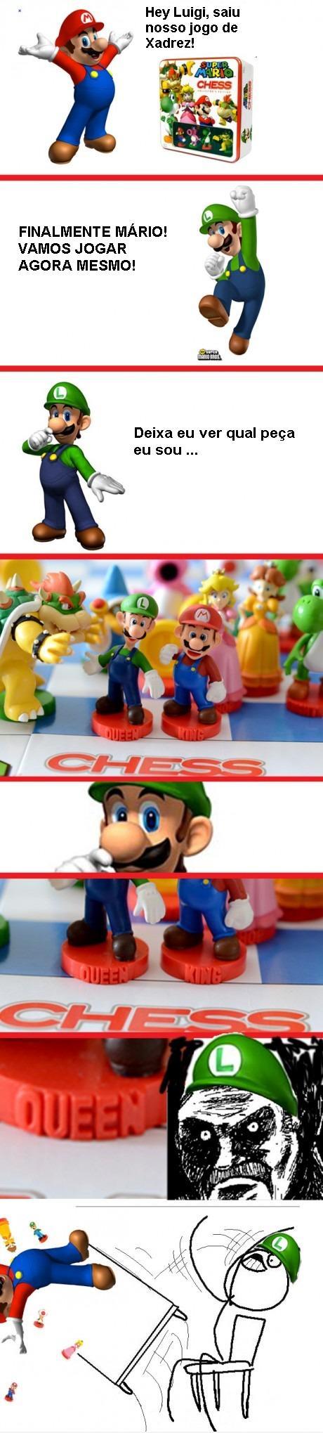 Xadrez do Mario