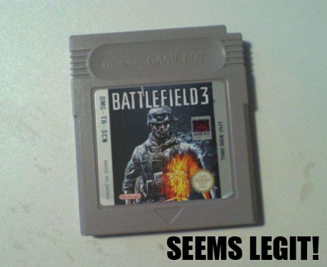 battlefield 3 legit